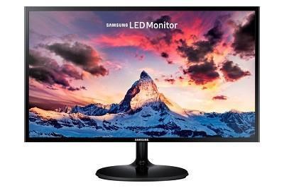 LCD Monitor|SAMSUNG|S24F350FHR|24″|Business|Panel PLS|1920×1080|16:9|60Hz|4 ms|Tilt|Colour Black|LS24F350FHRXEN
