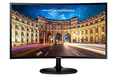 LCD Monitor|SAMSUNG|C27F390FHR|27″|Business/Curved|Panel VA|1920×1080|16:9|60 Hz|4 ms|Tilt|Colour Black|LC27F390FHRXEN