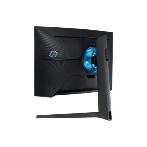 LCD Monitor|SAMSUNG|C32G75T|31.5″|Gaming/Curved|Panel VA|2560×1440|16:9|240Hz|1 ms|Swivel|Pivot|Height adjustable|Tilt|Colour Black|LC32G75TQSRXEN