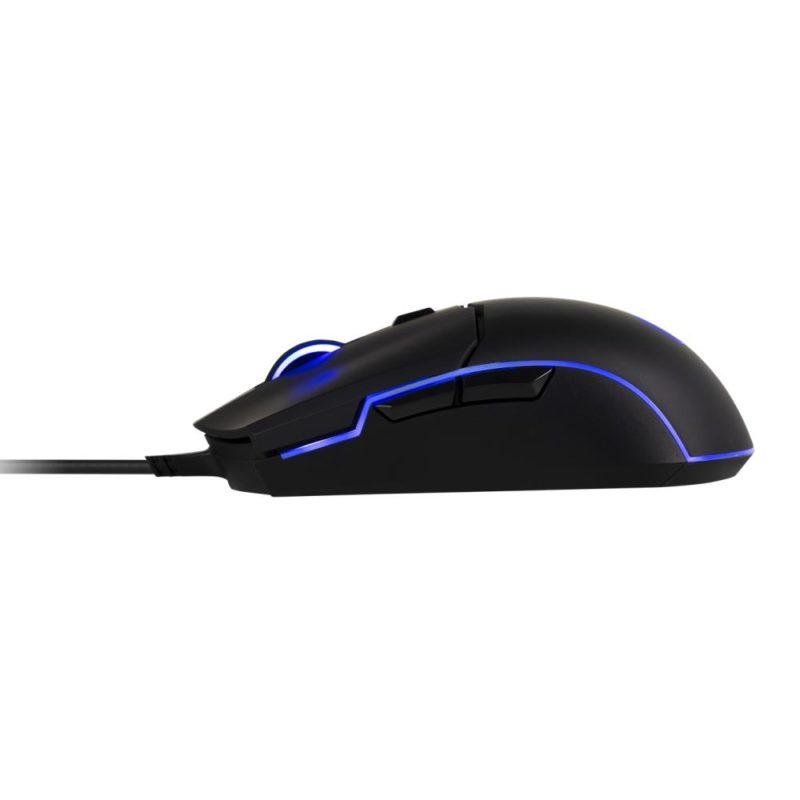 Cooler Master Gaming Mouse Devastator CM110 PixArt PWM3050, 6000 DPI, RGB LED light