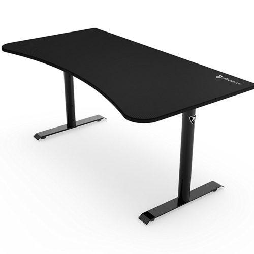 Arozzi Arena Gaming Desk – Pure Black Arozzi