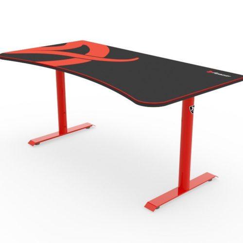 Arozzi Arena Gaming Desk – Red Arozzi