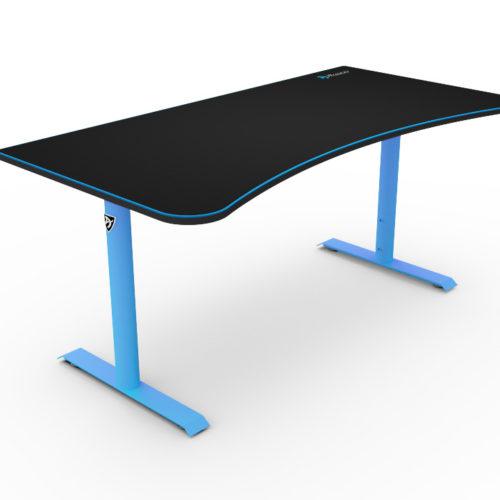 Arozzi Arena Gaming Desk – Blue Arozzi