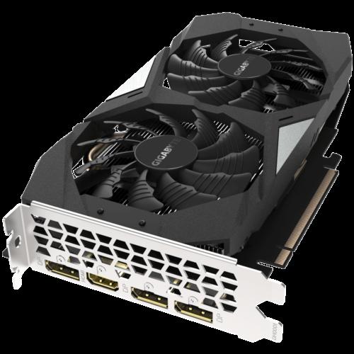 Gigabyte GV-N1660OC-6GD NVIDIA, 6 GB, GeForce GTX 1660, GDDR5, PCI Express 3.0, Processor frequency 1830 MHz, HDMI ports quantity 1, Memory clock speed 8002 MHz