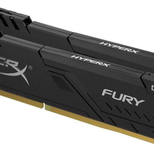 Kingston Fury  16 GB, DDR4, 3466 MHz, PC/server, Registered No, ECC No