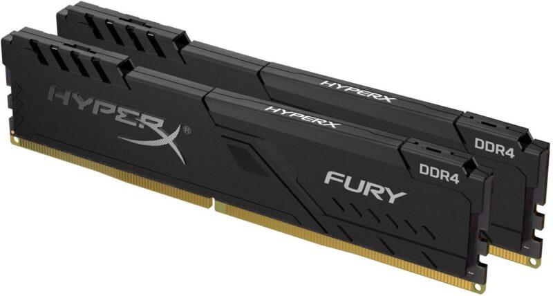 Kingston HyperX Fury  8 GB, DDR4, 2666 MHz, PC/server, Registered No, ECC No