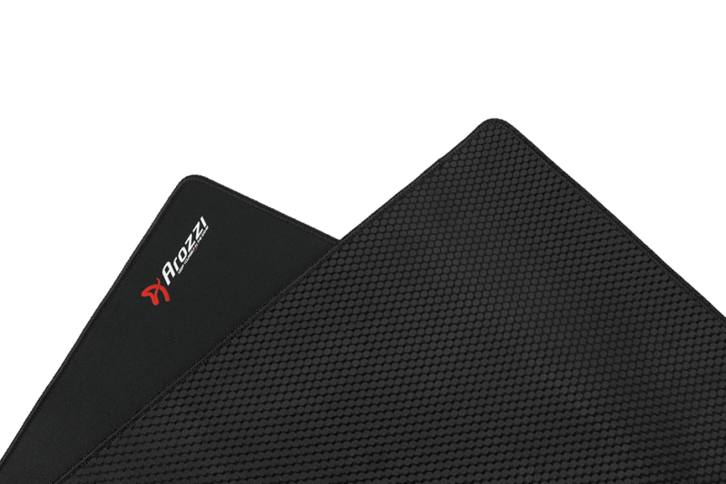 Arozzi ZONA Mouse Pad, 900 x 420 x 4 mm, Black