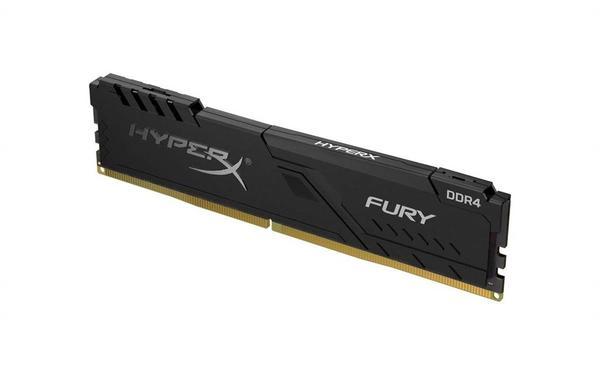 Kingston HyperX Fury 32 GB, DDR4, 2666 MHz, PC/server, Registered No, ECC No
