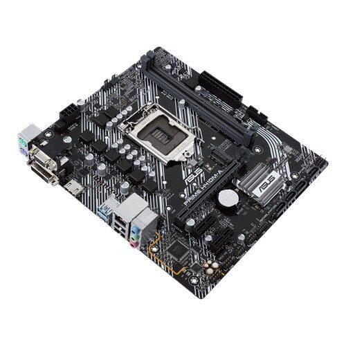 Asus PRIME H410M-A Memory slots 2, Processor family Intel, Micro ATX, DDR4, Processor socket LGA1200, Chipset Intel H