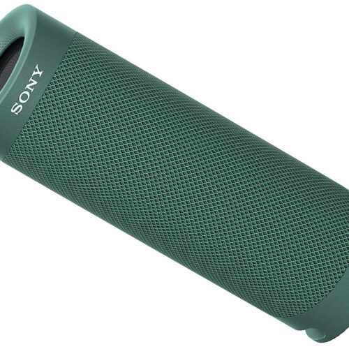 Sony Portable Bluetooth Party Speaker SRS-XB23 Extra Bass Waterproof, Wireless connection, Green