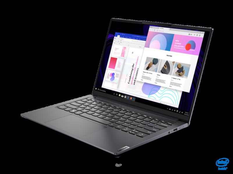 "Lenovo Yoga Slim 7 Pro 14ITL5 Slate Grey, 14 "", IPS, 2.2K, 2240 x 1400, Anti-glare, Intel Core i7, i7-1165G7, 16 GB, SSD 512 GB, Intel Iris Xe, No Optical drive, Windows 10 Home, 802.11ax, Bluetooth version 5.1, Keyboard language English, Keyboard backlit, Warranty 24 month(s)"