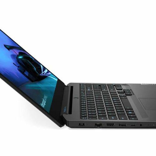 "Lenovo IdeaPad Gaming 3 15IMH05 Black, 15.6 "", IPS, Full HD, 1920 x 1080, Matt, Intel Core i5, i5-10300H, 8 GB, SSD 512 GB, NVIDIA GeForce GTX 1650 Ti, GDDR6, 4 GB, No Optical drive, Windows 10 Home, 802.11ax, Bluetooth version 5.0, Keyboard language English, Keyboard backlit, Warranty 24 month(s), Battery warranty 12 month(s)"
