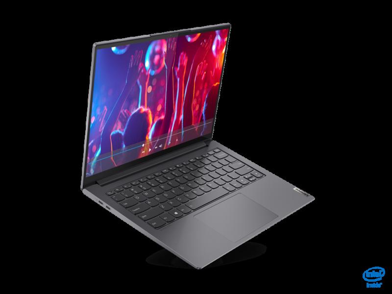 "Lenovo Yoga Slim 7 14ITL05 Slate Grey, 14 "", IPS, Full HD, 1920 x 1080, Anti-glare, Intel Core i5, i5-1135G7, 16 GB, SSD 512 GB, NVIDIA GeForce MX450, GDDR6, 2 GB, No Optical drive, Windows 10 Home, 802.11ax, Bluetooth version 5.1, Keyboard language English, Keyboard backlit, Warranty 24 month(s)"