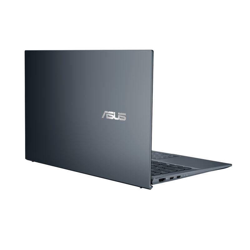 "Asus ZenBook UX435EAL-KC061T Pine Grey, 14 "", IPS, FHD, 1920 x 1080 pixels, Matt, Intel Core i5, i5-1135G7, 8 GB, LPDDR4X, SSD 512 GB, Intel Iris Xe, No ODD, Windows 10 Home, 802.11ax, Bluetooth version 5.0, Keyboard language English, Russian, Keyboard backlit, Warranty 24 month(s), Battery warranty 12 month(s)"