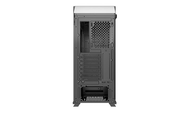 Deepcool CL500 4F Black/Grey, ATX, 7, USB 3.0 Type-A x 2; Audio x 1, ABS+SPCC+Tempered Glass, 1 × 120mm A-RGB fan