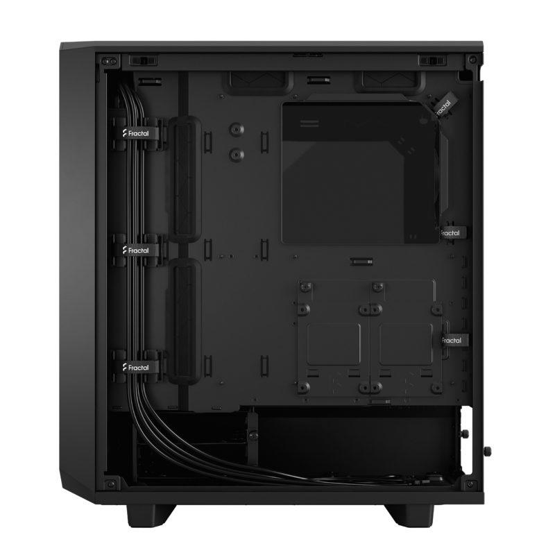 Fractal Design Meshify 2 Compact Dark Tempered Glass Black