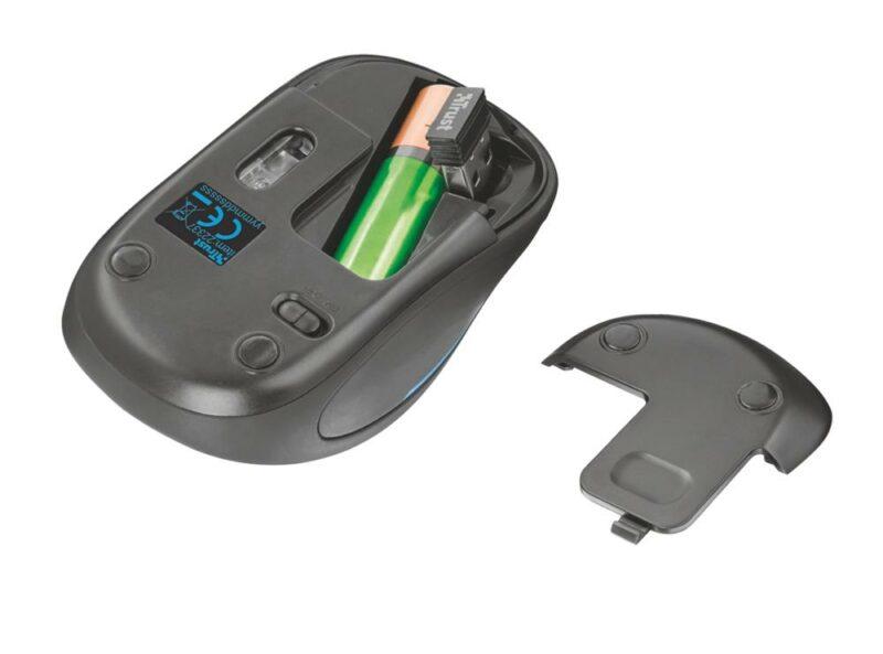 MOUSE USB OPTICAL WRL YVI FX/GEOMETRICS 22337 TRUST