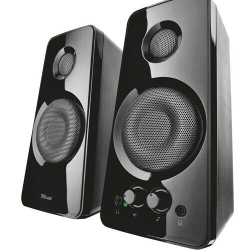 Speaker|TRUST|P.M.P.O. 36 Watts|Black|21560
