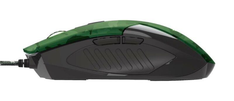 MOUSE USB OPTICAL GXT781 RIXA/CAMO + PAD 23611 TRUST
