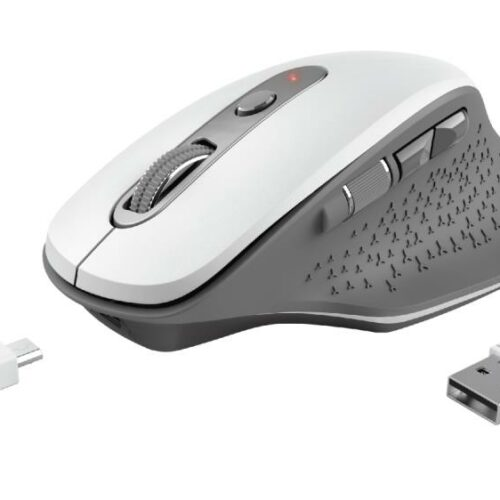 MOUSE USB OPTICAL WRL/OZAA WHITE 24035 TRUST