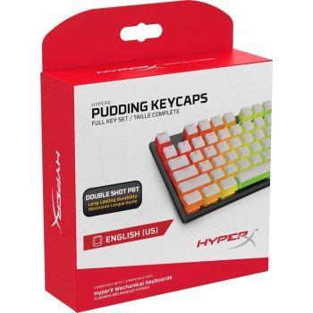 KEYBOARD ACC KEYCAPS GAMING/WHITE HKCPXP-WT-US/G KINGSTON