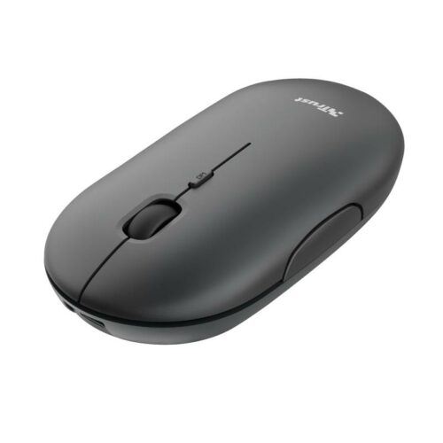 MOUSE USB OPTICAL WRL/PUCK RECHARGEABLE 24059 TRUST