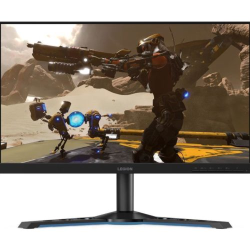 LCD Monitor|LENOVO|66AAGAC6EU|24.5″|Panel IPS|1920×1080|16:9|240|3 ms|Speakers|Swivel|Pivot|Height adjustable|Tilt|Colour Black|66AAGAC6EU
