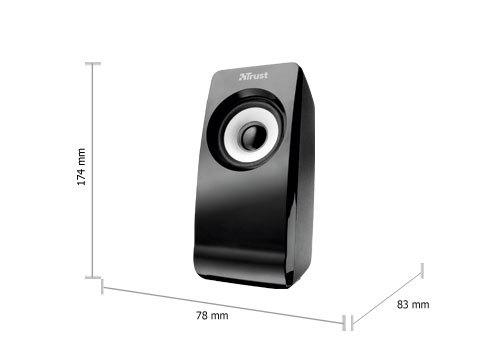 Speaker|TRUST|P.M.P.O. 16 Watts|17595