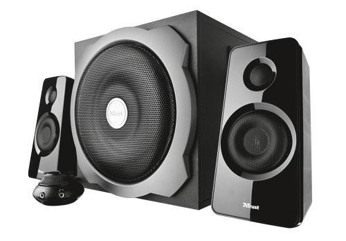 Speaker|TRUST|P.M.P.O. 120 Watts|Black|19019