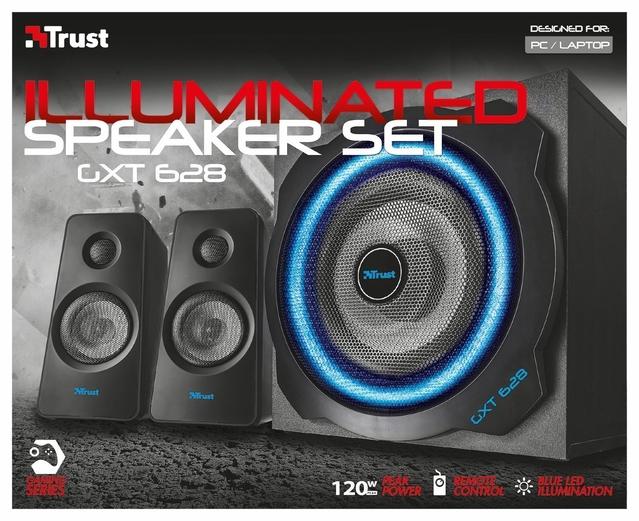 Speaker|TRUST|1xAudio-In|20562