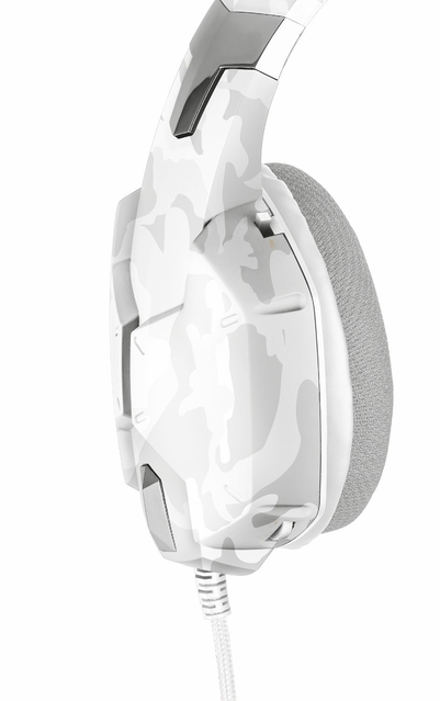 HEADSET GXT 322W WHITE/CAMOUFLAGE 20864 TRUST