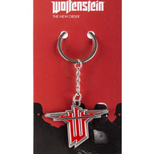 Wolfenstein: The New Order – Logo Keychain
