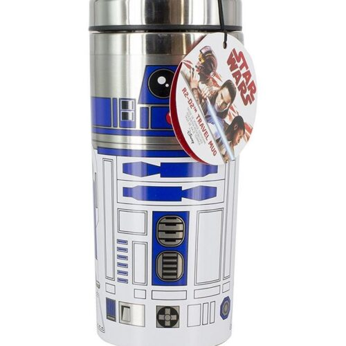 Star Wars: The Last Jedi – R2-D2 Travel Mug