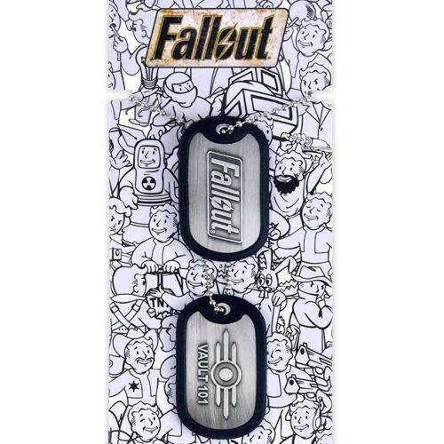 Fallout – Vault 101 Dog Tags
