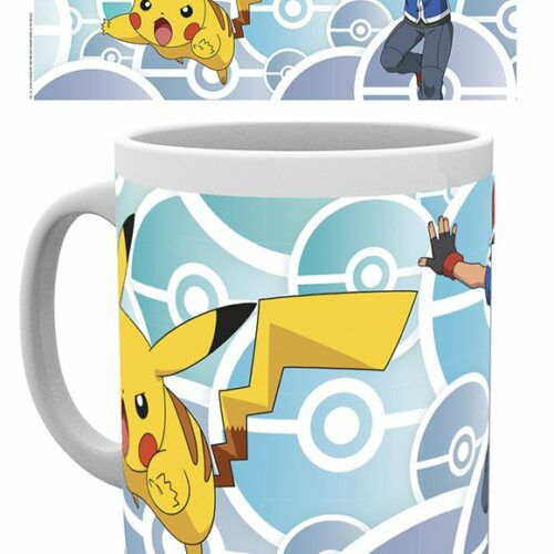 Pokemon – I Choose You Mug, 300ml