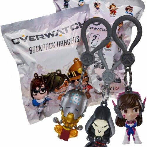 Overwatch – Backpack Hangers Blind Bag, Series 1