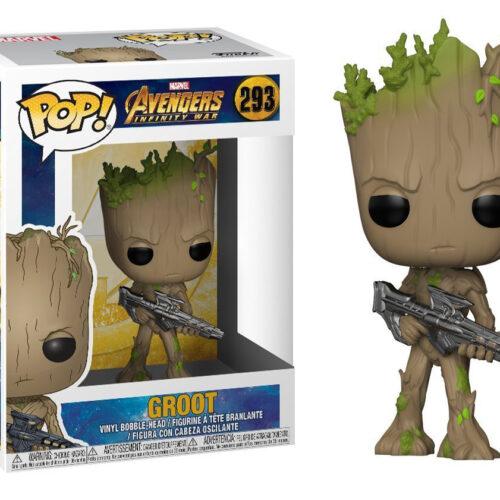 POP! Marvel Avengers: Infinity War – Groot Vinyl Figure