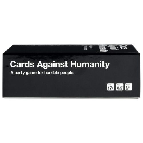 Cards Against Humanity – A Party Game for Horrible People, UK Edition