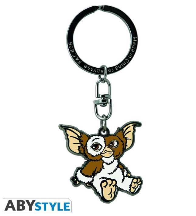 Abysse Gremlins Movie – Gizmo Metal Keychain