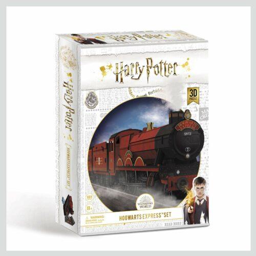 CUBICFUN Harry Potter – Hogwarts ekspress