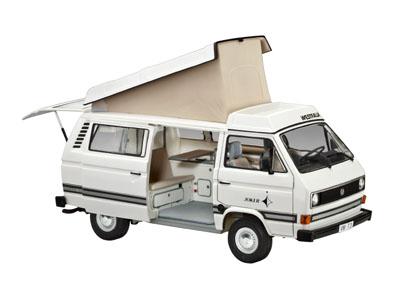 Revell plastic model VW T3 ´Westfalia Joker`  1:25