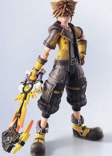 Kingdom Hearts III (3) – Sora Guardian Form Figure 16cm