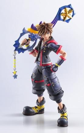 Kingdom Hearts III (3): Bring Arts – Sora