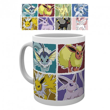 Abysse Pokemon – Eevee Evolution Mug