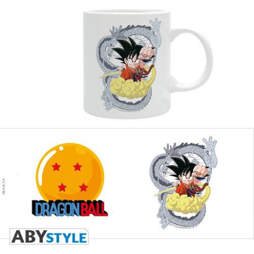 Abysse Dragon Ball Goku  Shenron 320ml Mug