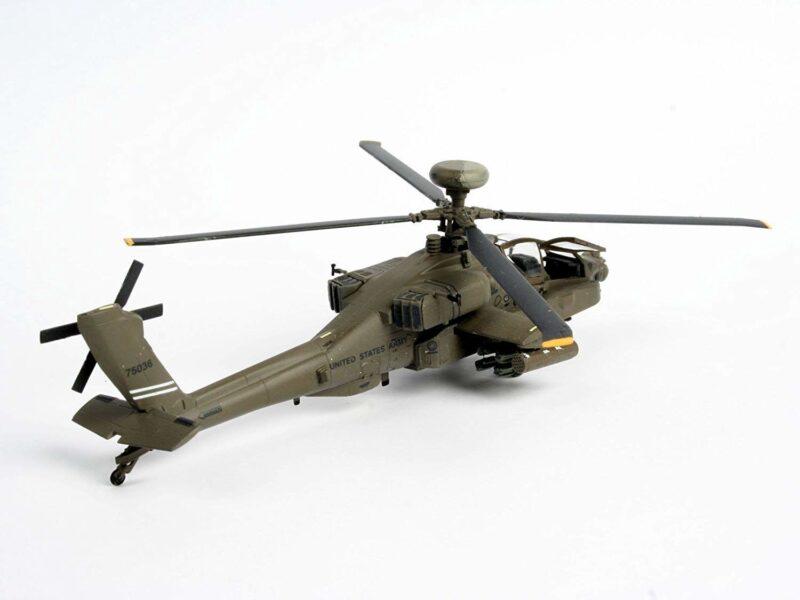 Revell Model Set AH-64D Longbow Apache 1:144