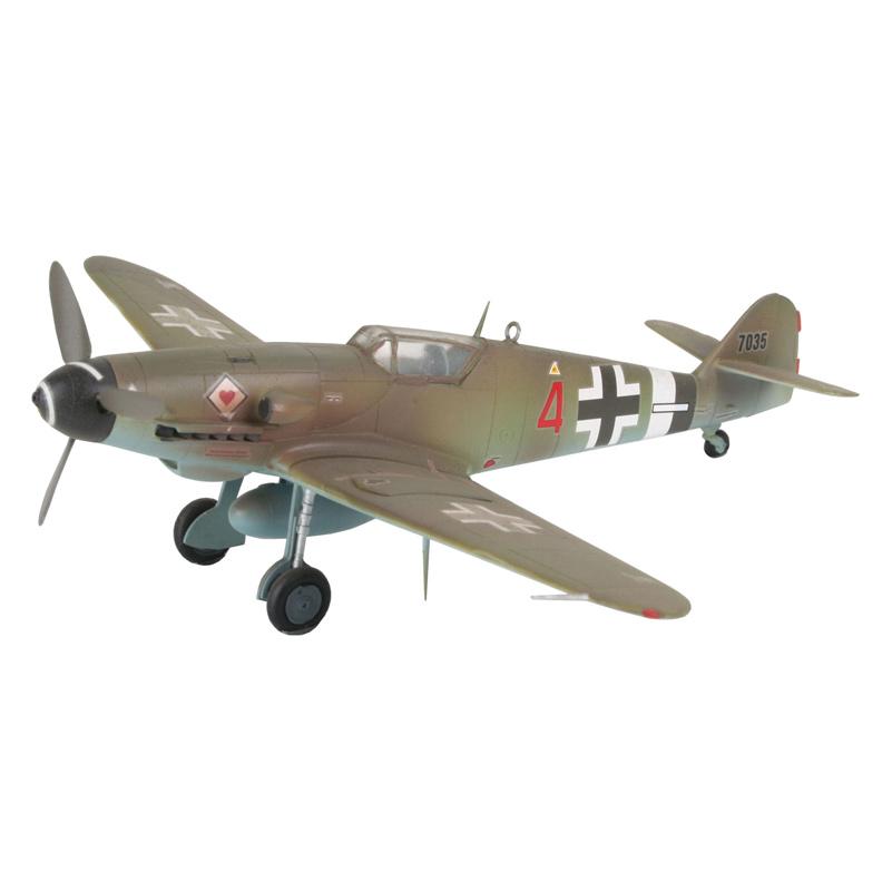 Revell Model Set Messerschmitt Bf 109G-10  1:72