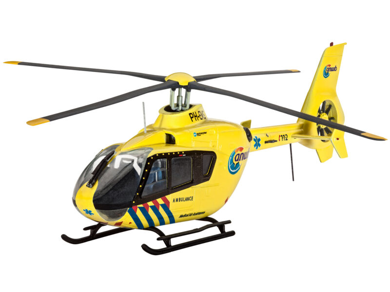 Revell Model Set Airbus Helicopters EC135 ANWB 1:72
