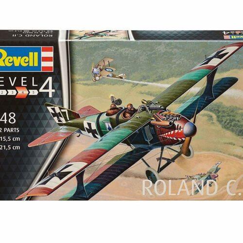 Revell plastic model Roland C.II 1:48