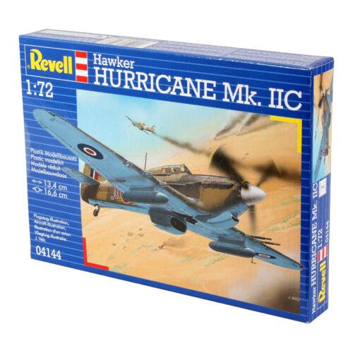 Revell plastic model Hawker Hurricane Mk IIC 1:72